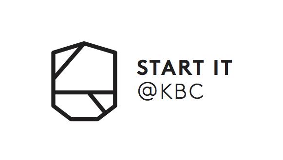 Logo startit kbc